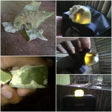 Bahan Batu Ijo Banten